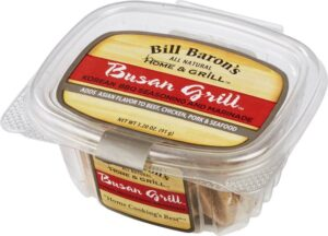 Busan Grill Home & Grill All Purpose Seasonings Stackable Tubs