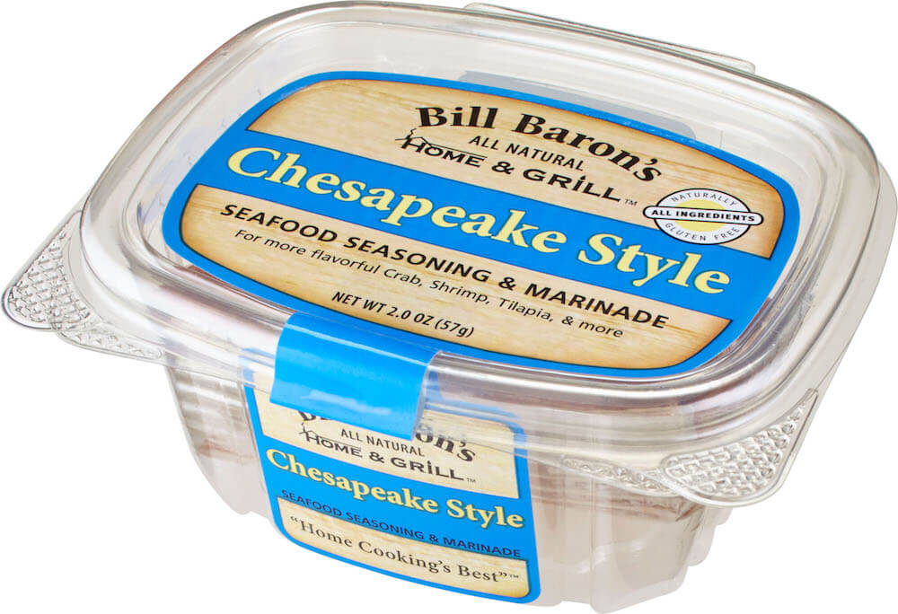 Chesapeake Style Home & Grill Seafood Tubs Stackable Tubs