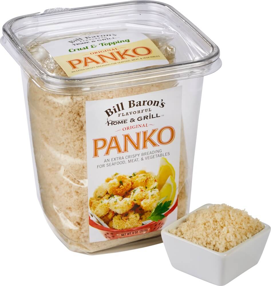 Original Panko Home & Grill Stackable Tubs Crust & Topping