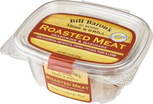Roasted Meat Seasoning & Marinade Home & Grill All Purpose Seasonings Stackable Tubs