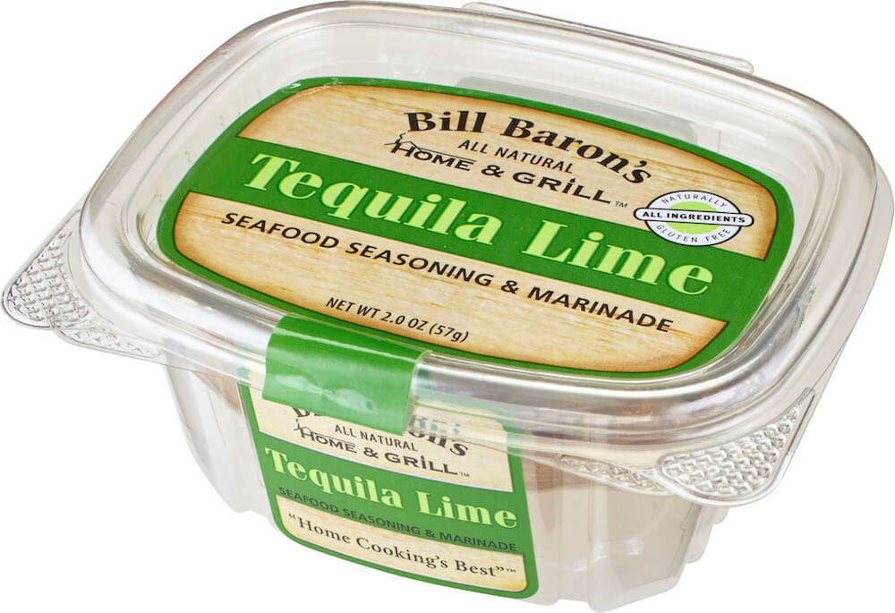 Tequila Lime Home & Grill Seafood Tubs Stackable Tubs