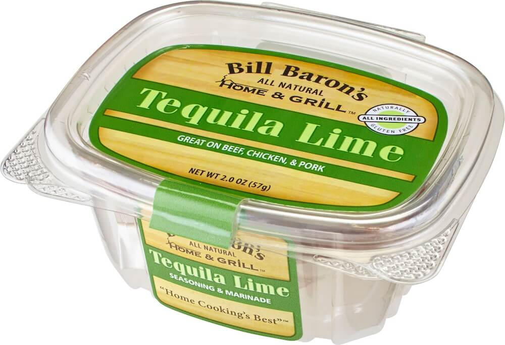 Tequila Lime Home & Grill All Purpose Seasonings Stackable Tubs