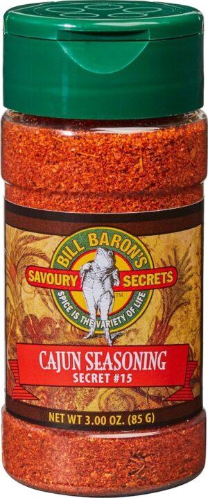 Cajun Seasoning Savory Secrets All Purpose Seasonings Shakers