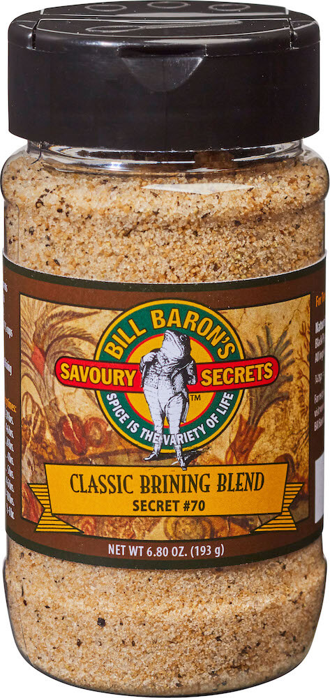 Classic Brining Blend Savory Secrets All Purpose Brine Large Shakers
