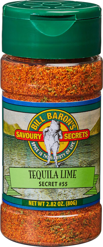 Tequila Lime Savory Secrets Seafood Seasonings Shakers