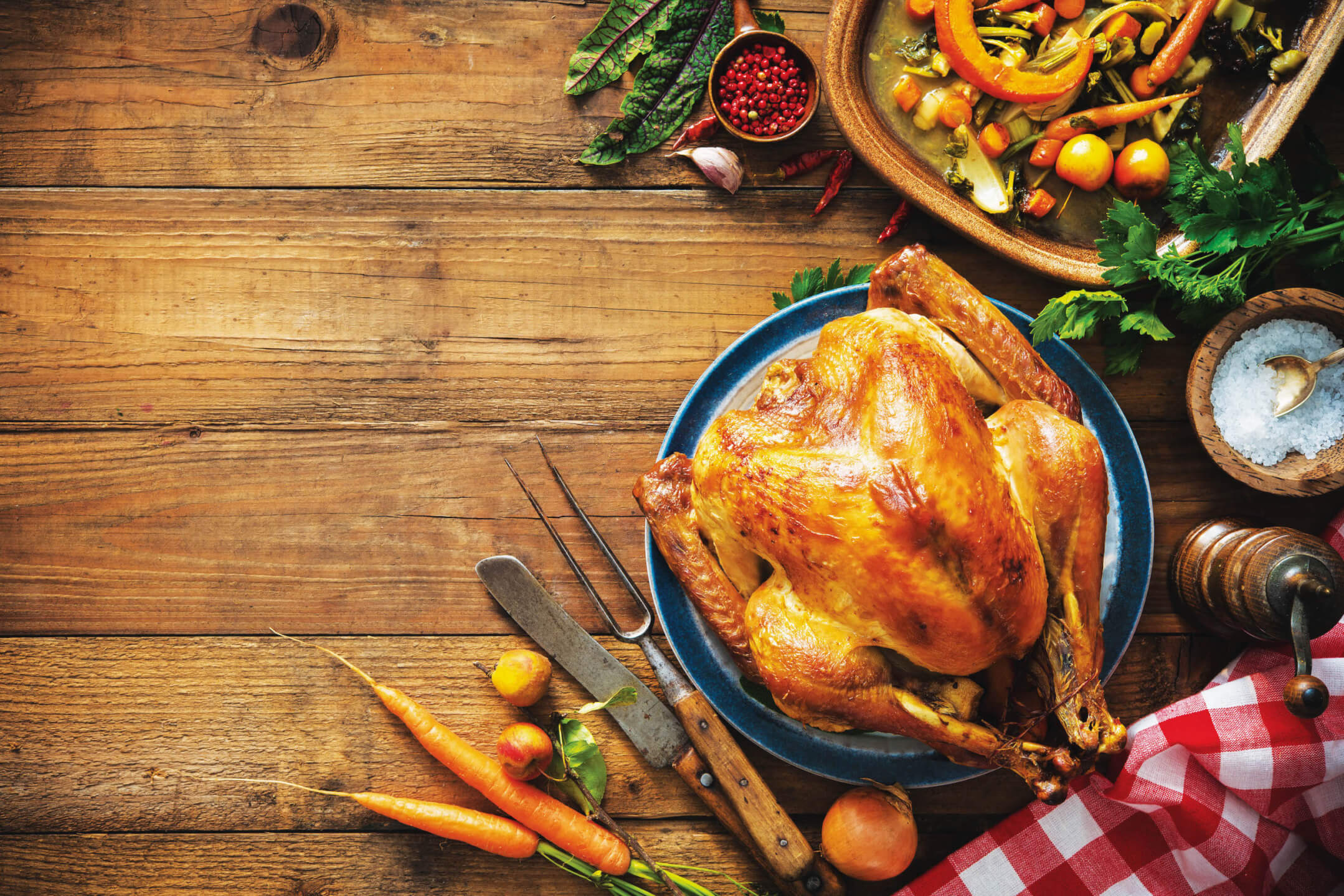 turkey for home page pano
