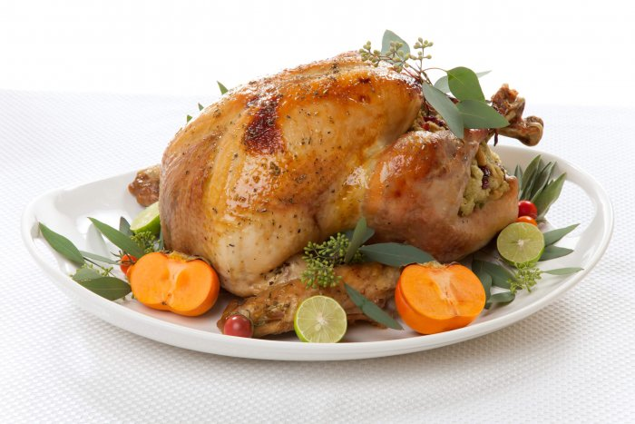 Herb Seasoned Holiday Turkey post thumbnail