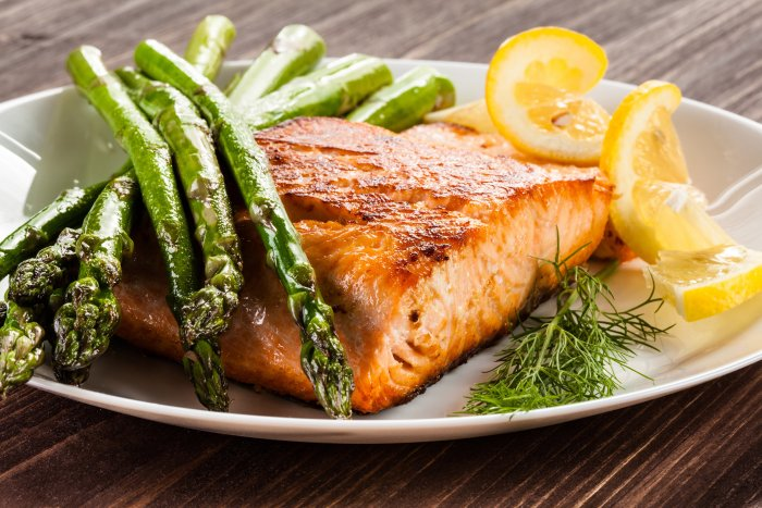 Grilled Lemon Dill Salmon post thumbnail